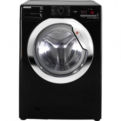 Hoover DXOC58C3B 8Kg Washing Machine – Black