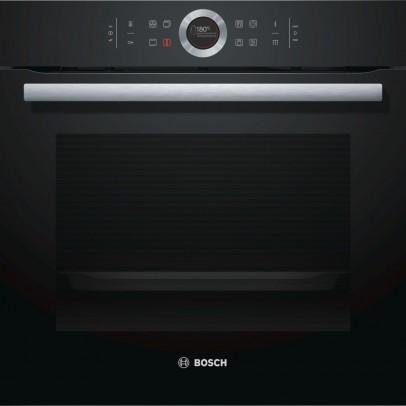 Bosch HBG673BB1B Built-In Single Pyro Oven – Black