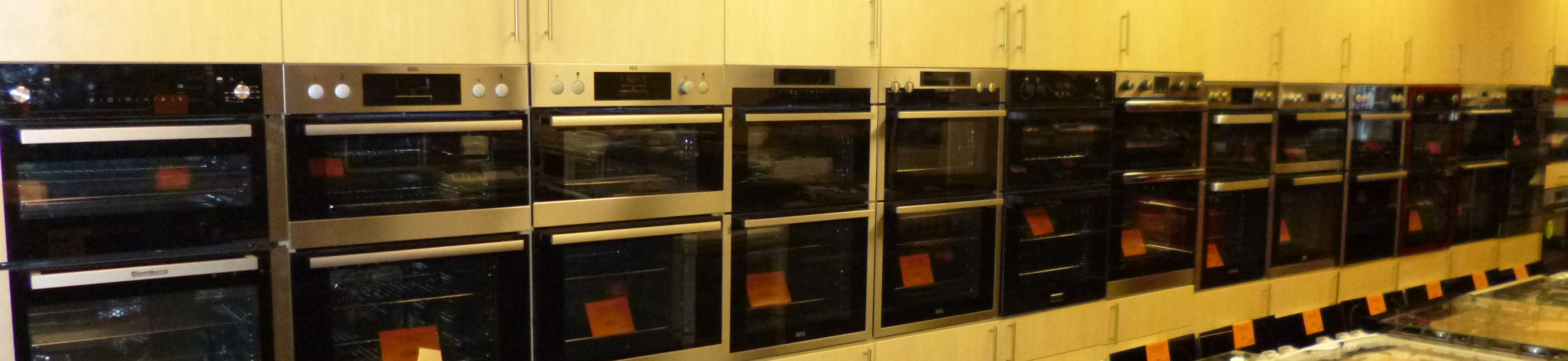 Electric Built-In Double Ovens