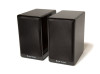 Blue Aura PS40 Bookshelf Speakers - Piano Black