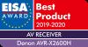 Denon AVR-X2600H AV Receicer EISA Award